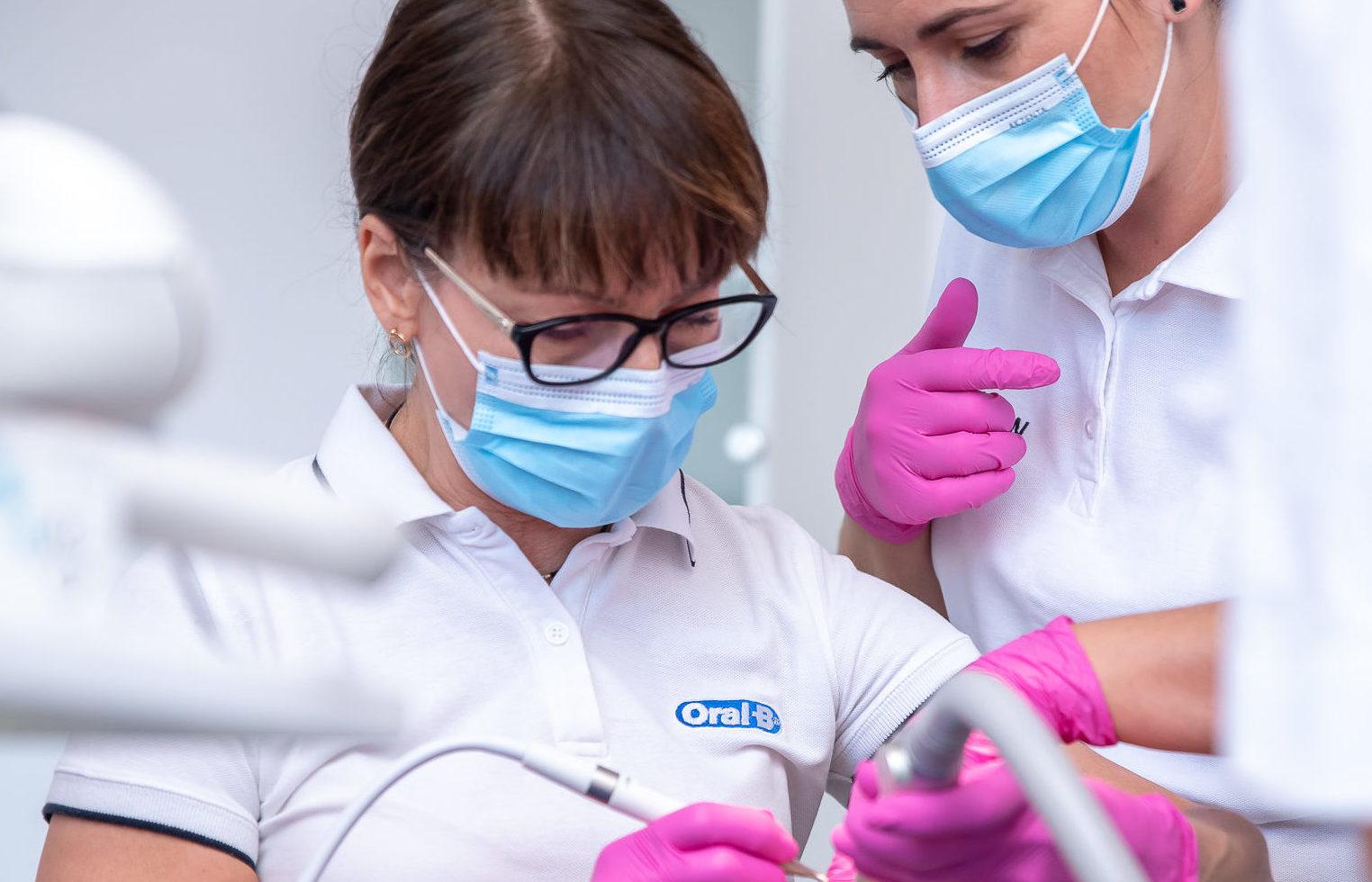 Katowice Zaawansowana Higienizacja Pacjenta. Protokół GBT